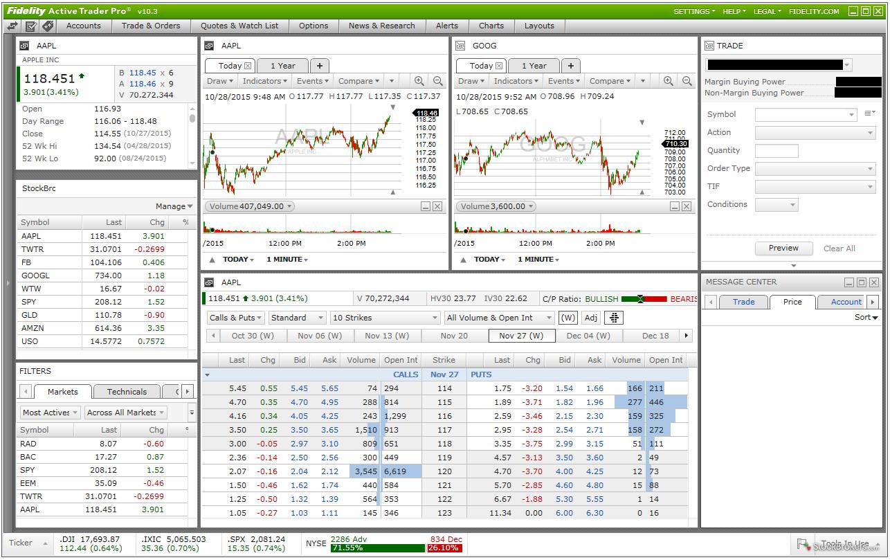 Active trader platform professional trading platform at platform screenshots biocorpaavc Image collections