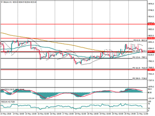 Bitcoin (BTC/USD): on its way to re-test the $9,000 level?
