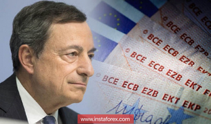 EUR/USD. Mario Draghi confirmed the \