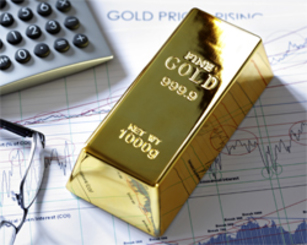 Gold Ends Slightly Lower As Equities Rebound