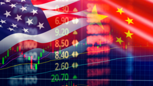 Optimism surrounding the US/China trade agreement pushed the indices up