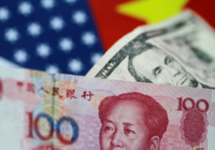 The flames of the trade war may spread to the currency market
