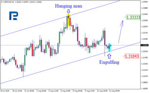 Japanese Candlesticks Analysis 14.08.2019 (USDCAD, AUDUSD)