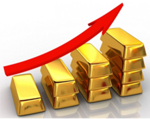 Gold Futures Settle Modestly Lower