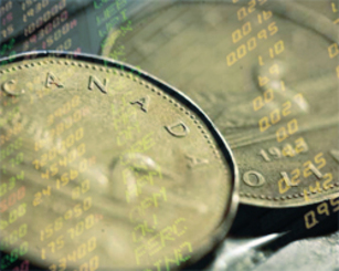 Loonie Falls Following Canada Jobs Data