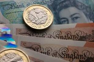 Pound may reverse gains