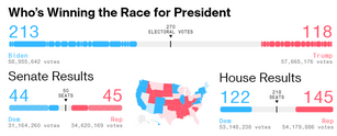 US ELECTION: interim results