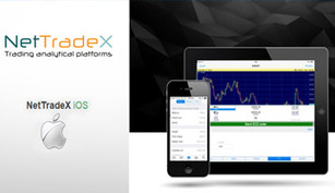 NetTradeX 1.9.2 - the new version of the trading platform for iOS